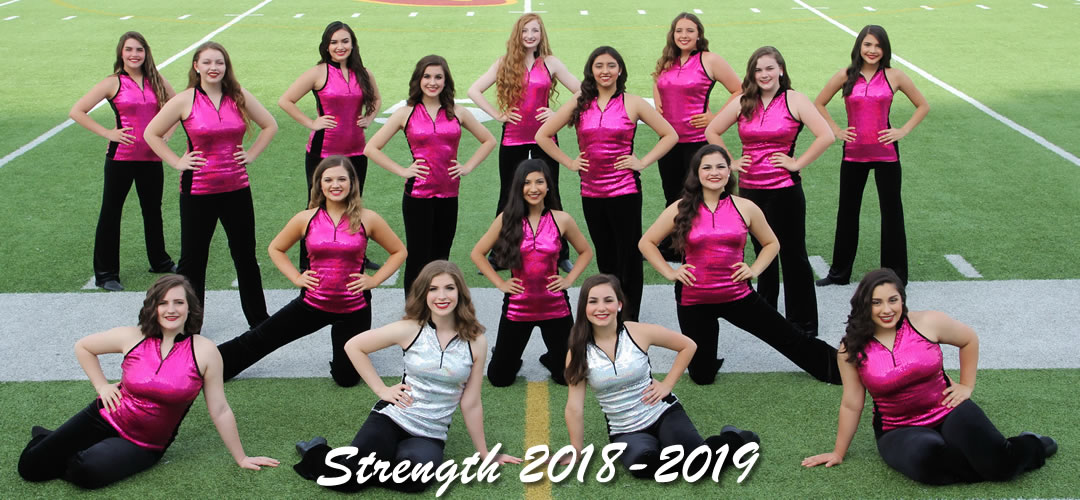 DPHS Deer Escorts Strength Squad 2018-2019