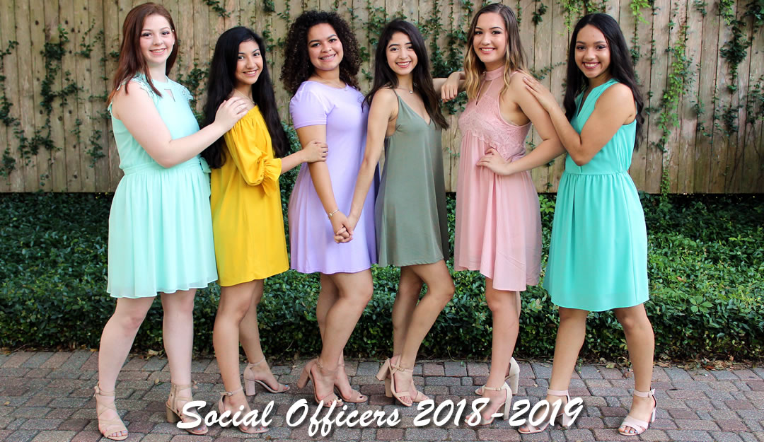 DPHS Escorts Social Officers 2018-2019